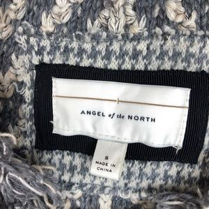 Anthropologie Sweaters - Anthropologie Angel of the North Gray Cardigan